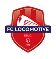 Логотип футбольный клуб Локомотиви (Тбилиси)