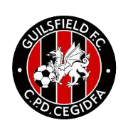 Логотип футбольный клуб Лланрхэдр