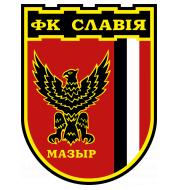 Логотип футбольный клуб Славия (Мозырь)