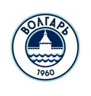 Логотип футбольный клуб Волгарь (Астрахань)
