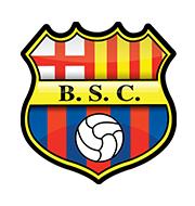 Логотип футбольный клуб Барселона (Гуаякиль)
