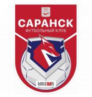 Логотип футбольный клуб Саранск