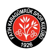Логотип футбольный клуб Фатих Карагюмрюк (Стамбул)