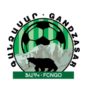 Логотип футбольный клуб Гандзасар (Капан)