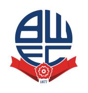Логотип футбольный клуб Болтон Уондерерс