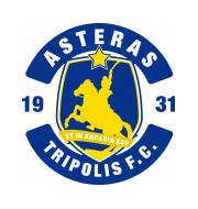 Логотип футбольный клуб Астерас (Триполис)