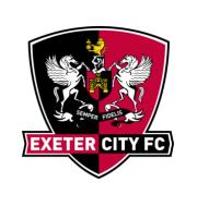 Логотип футбольный клуб Эксетер