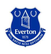 Логотип футбольный клуб Эвертон (Ливерпуль)