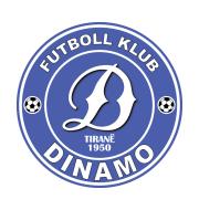 Логотип футбольный клуб Динамо (Тирана)