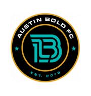Логотип футбольный клуб Остин Болд