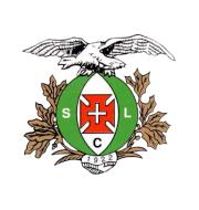 Логотип футбольный клуб Луситания (Ангра-ду-Эроишму)