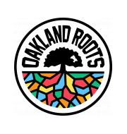Логотип футбольный клуб Окленд Рутс
