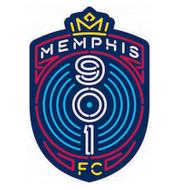 Логотип футбольный клуб Мемфис 901