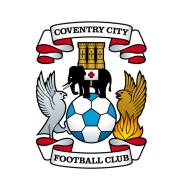 Логотип футбольный клуб Ковентри Сити