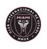 Логотип футбольный клуб Интер Майами