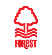 Логотип футбольный клуб Ноттингем Форест