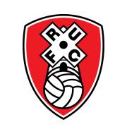 Логотип футбольный клуб Ротерхэм (Шеффилд)