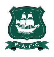 Логотип футбольный клуб Плимут Аргайл