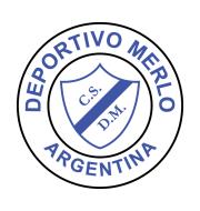 Логотип футбольный клуб Депортиво Мерло