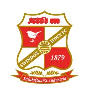 Логотип футбольный клуб Суиндон Таун