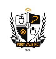 Логотип футбольный клуб Порт Вейл (Сток-он-Трент)