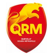 Логотип футбольный клуб Кевийи-Руан (Ля-Пети-Кевийи)