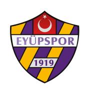 Логотип футбольный клуб Эюпспор