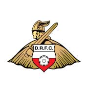 Логотип футбольный клуб Донкастер Роверс
