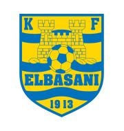 Логотип футбольный клуб Эльбасани