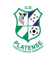 Логотип футбольный клуб Платенсе (Пуэрто Кортес)