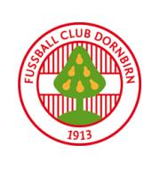 Логотип футбольный клуб Дорнбирн
