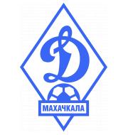 Логотип футбольный клуб Динамо  (Махачкала)