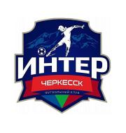 Логотип футбольный клуб Интер (Черкесск)