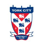 Логотип футбольный клуб Йорк Сити