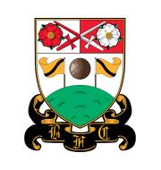 Логотип футбольный клуб Барнет (Лондон)