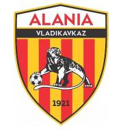 Логотип футбольный клуб Алания (Владикавказ)