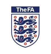 Логотип футбольный клуб Англия (до 21)