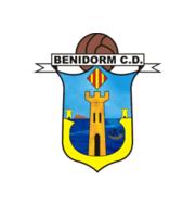 Логотип футбольный клуб Бенидорм