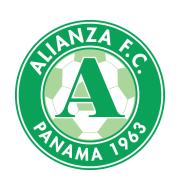 Логотип футбольный клуб Альянца (Панама)