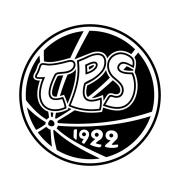 Логотип футбольный клуб ТПС (Турку)