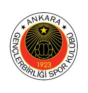 Логотип футбольный клуб Генчлербирлиги (Анкара)