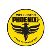 Логотип футбольный клуб Веллингтон Феникс