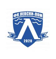 Логотип футбольный клуб Левски (Лом)