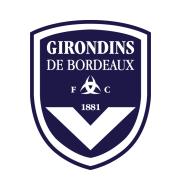 Логотип футбольный клуб Бордо