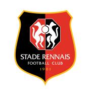 Логотип футбольный клуб Ренн