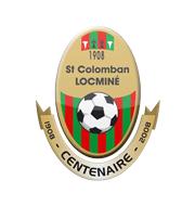 Логотип футбольный клуб Сэйнт Коломбан-Локмин