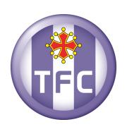 Логотип футбольный клуб Тулуза
