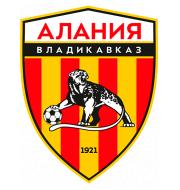 Логотип футбольный клуб Алания-2 (Владикавказ)