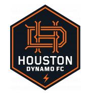 Логотип футбольный клуб Хьюстон Динамо