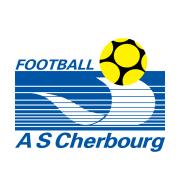 Логотип футбольный клуб Шербур